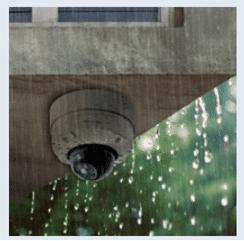 دوربین مداربسته ضد آب